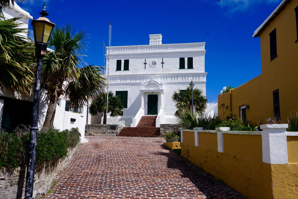 St. Georges Bermuda