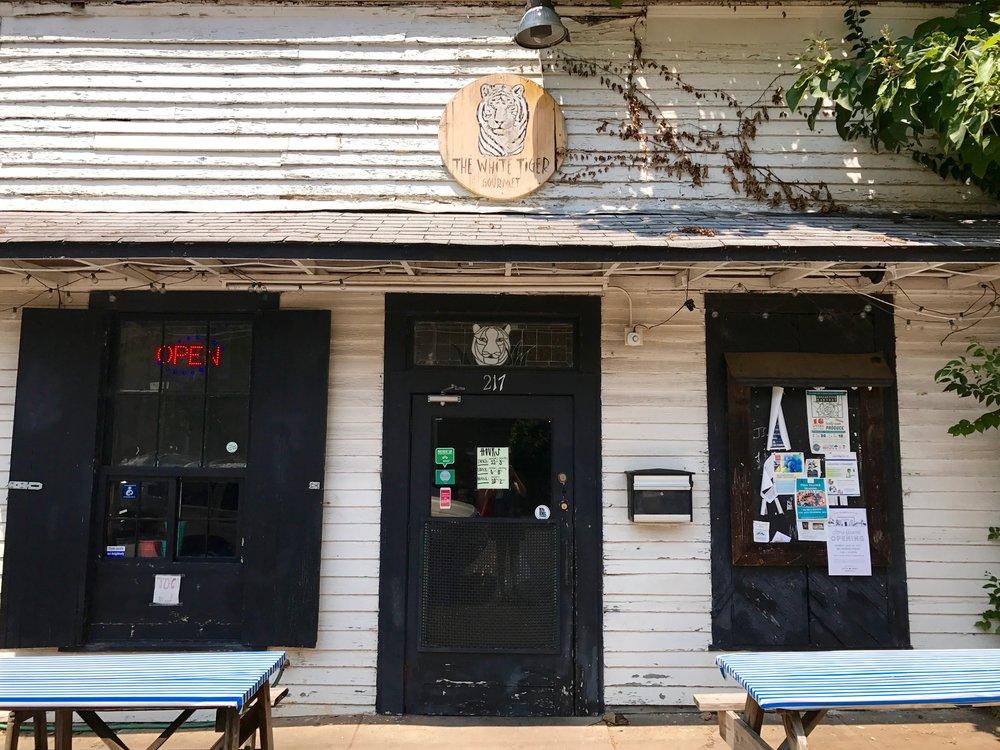 White Tiger Gourmet, Athens, Georgia