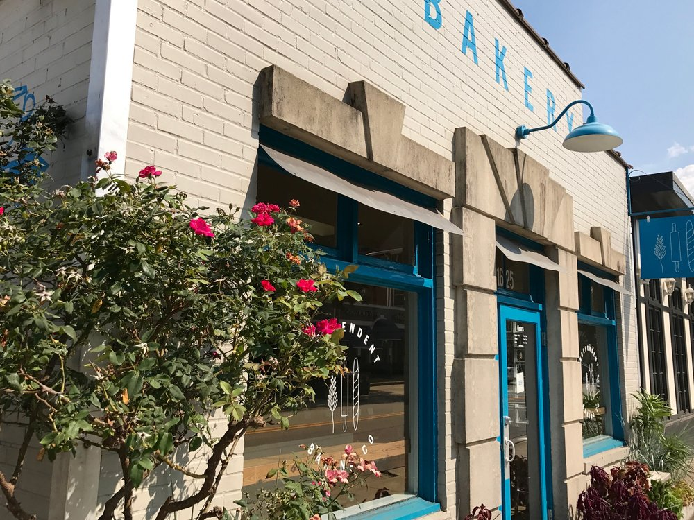 Independent Baking, Athens Georgia