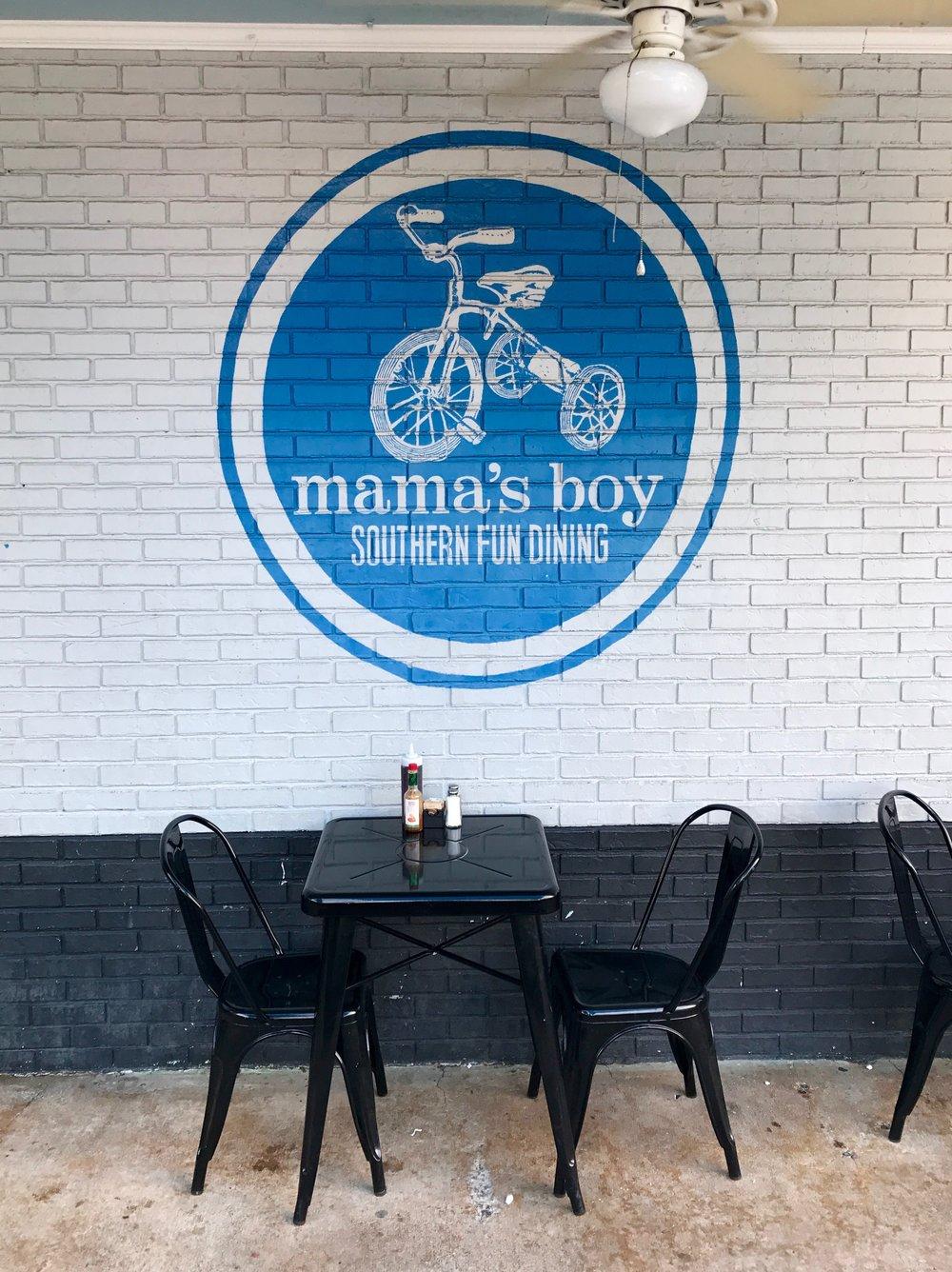 Mama's Boy, Athens, Georgia