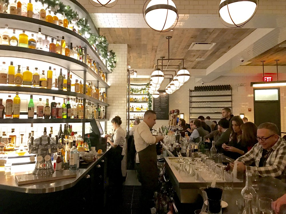 The Smith-Nomad, NYC at Christmas