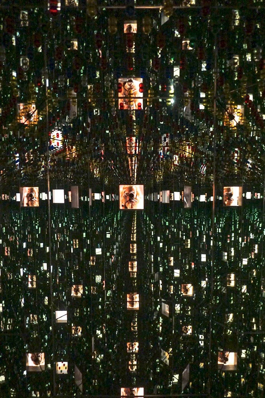 Yayoi Kusama, Infinity Mirror, High Museum of Art, Atlanta