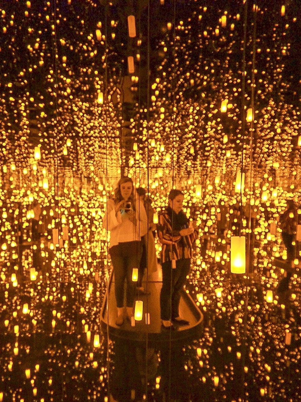 Yayoi+Kusama%2C+Infinity+Mirror%2C+High+Museum+of+Art%2C+Atlanta