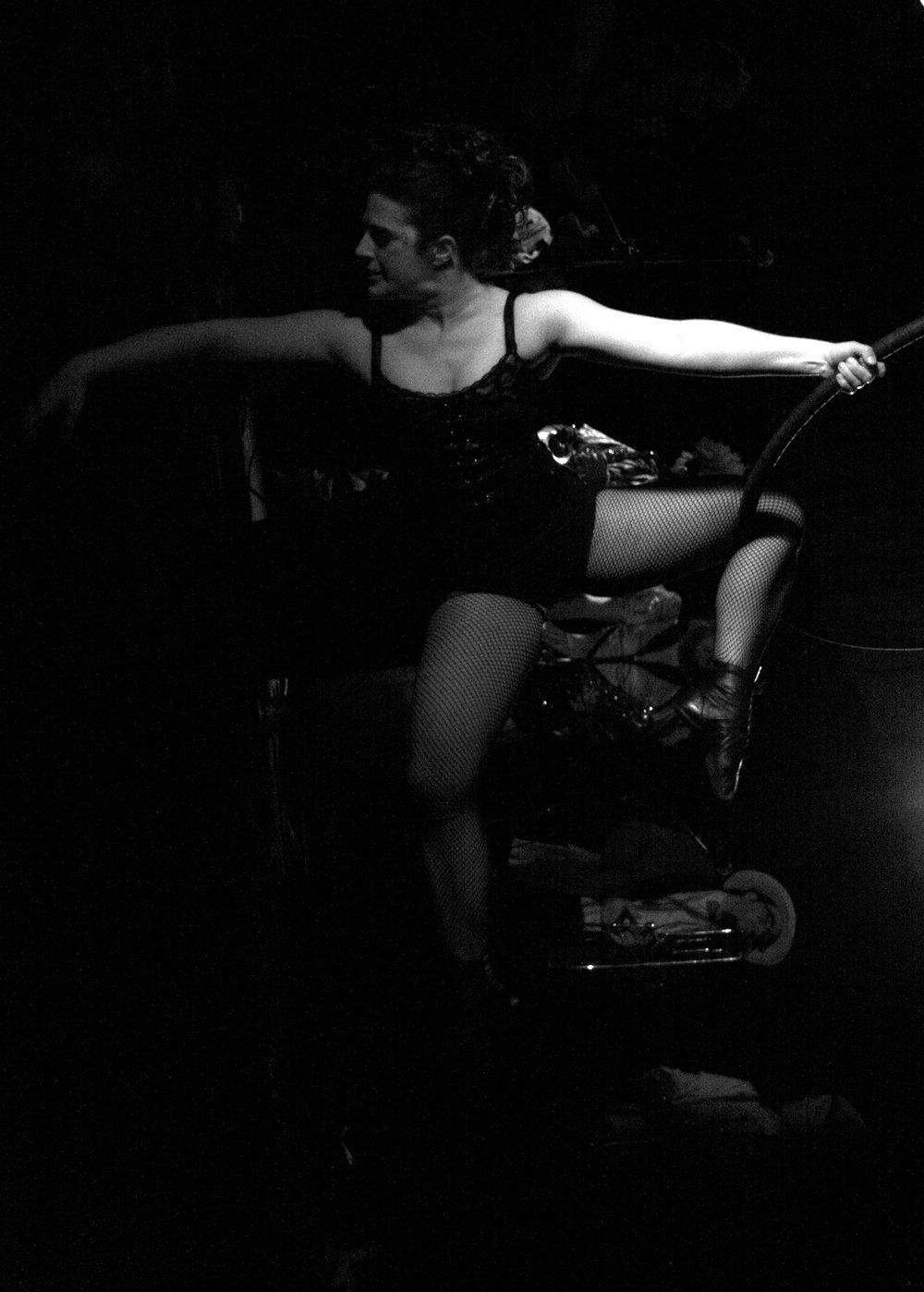 Cat Freak Aerialist B&W  turned 90deg..jpg