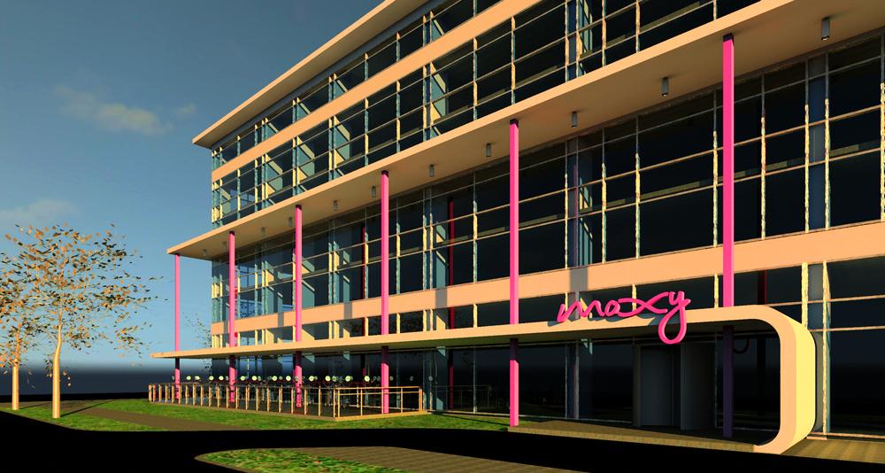 Moxy Hotel Wynwood, Miami, FL (Yield Study)