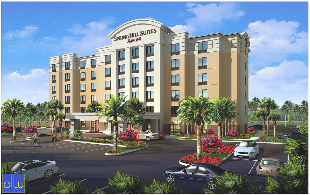 Gallery upscale gallery dlw architects for Springhill suites winter garden fl