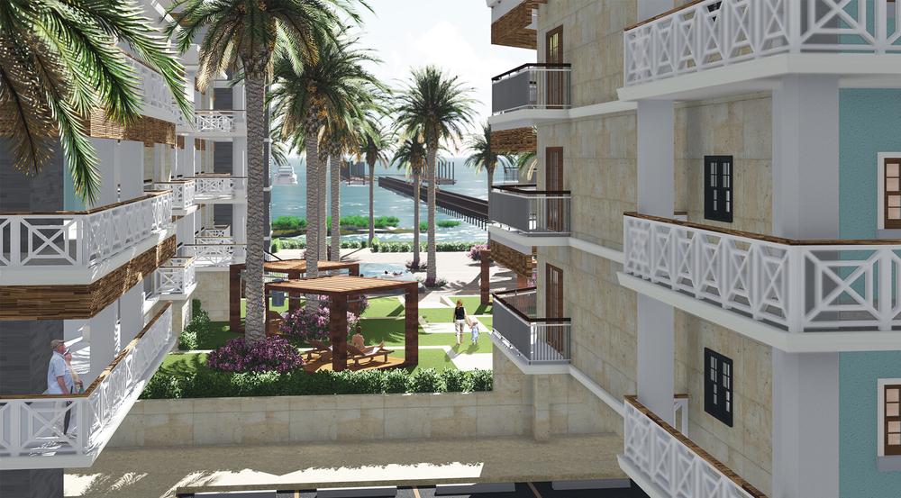 Cortez Condominium, St. Augustine, FL