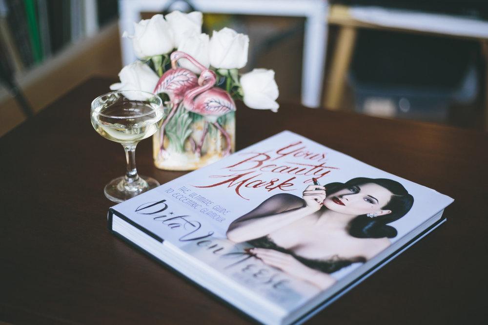 Dita Vin Teese You Beauty Mark_Aly Rose Vintage