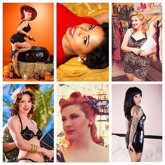 Good luck to all my #pinup honey bunnies that are in the #misstiki2016 contest at #terrorontheturnpike today!  If you can make it out, go and cheer them on! Contest starts at 5:30 and is hosted by Renee of Slapback NYC! 💕💋
