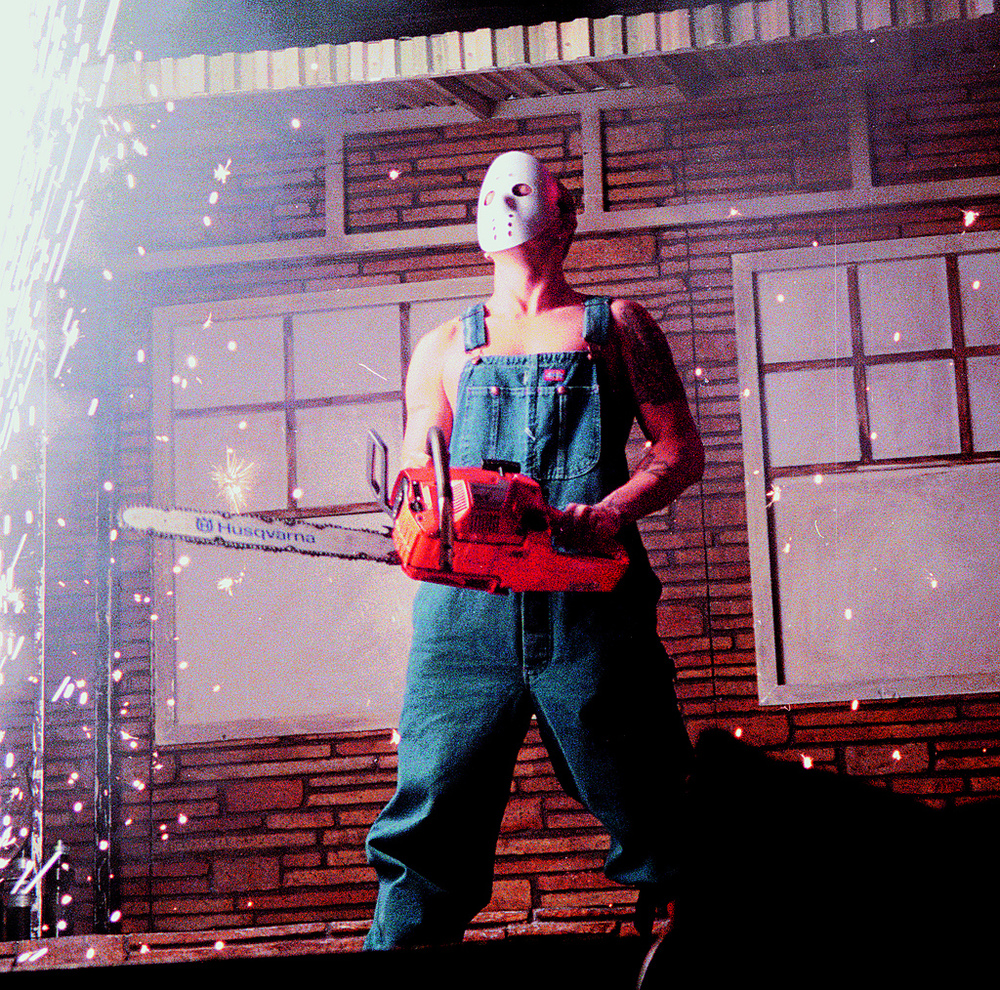 eminem chainsaw hip hop halloween playlist