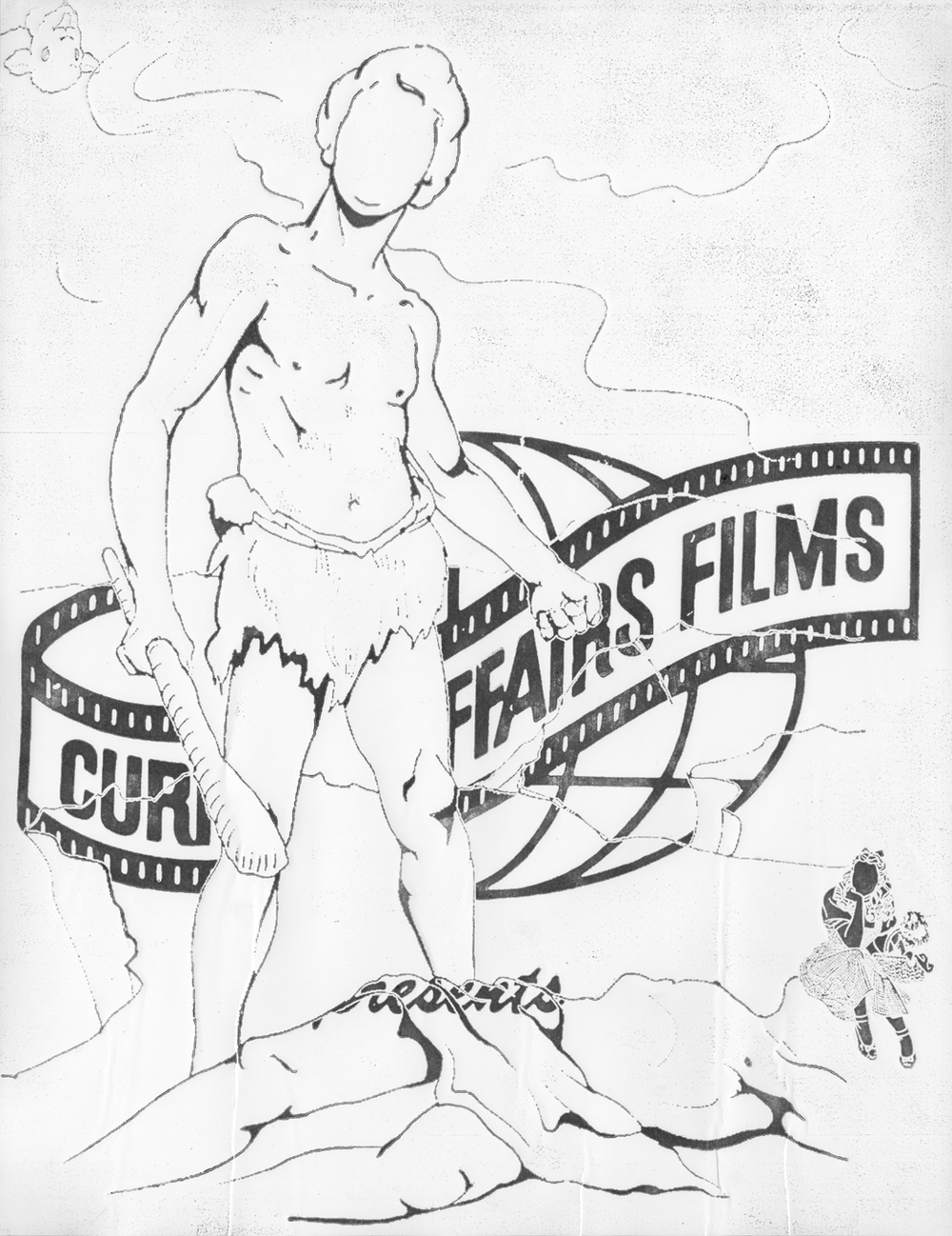 Current Affairs films presents - Film Poster ART #1