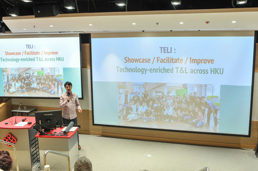 Dr Leon Lei, E-learning Technologist, Technology-Enriched Learning Initiative, The University of Hong Kong
