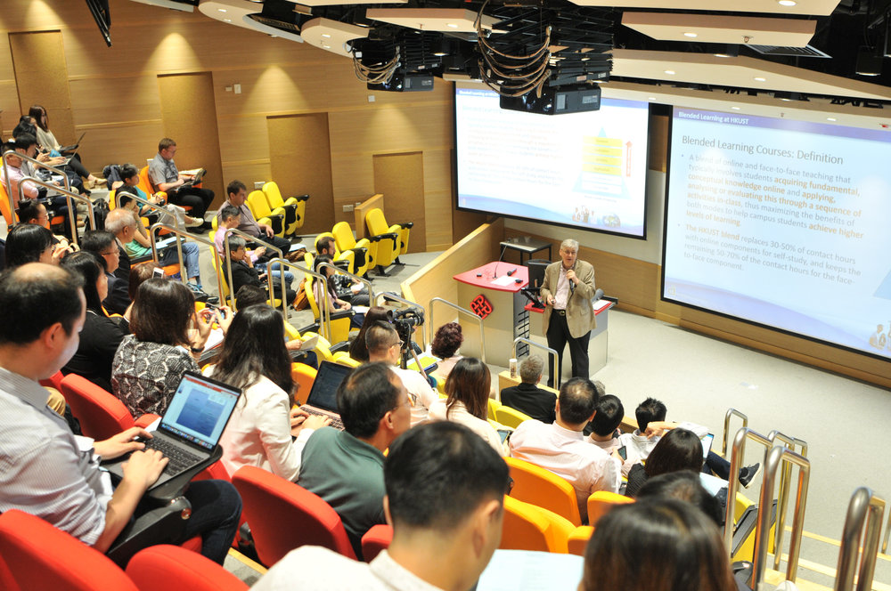 Nick Noakes, Associate Director of Center for Education Innovation, Hong Kong University of Science of Technology