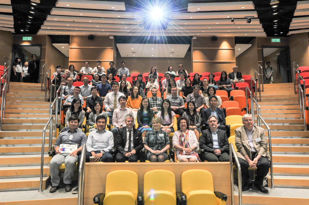 The BOLT Symposium hosted around 100 participants from across universities in Hong Kong.