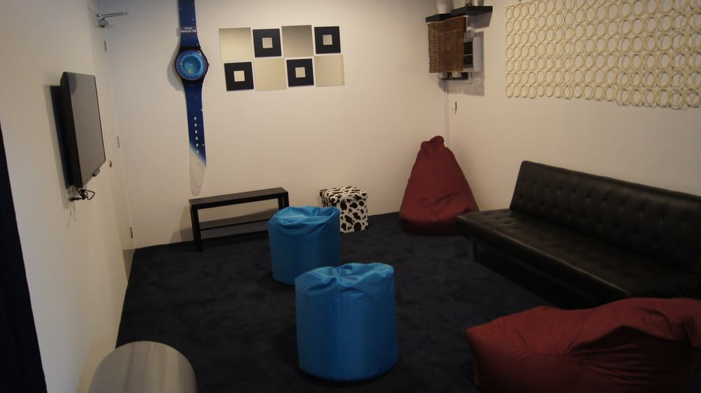 Fully Air-Conditioned Party Room.JPG