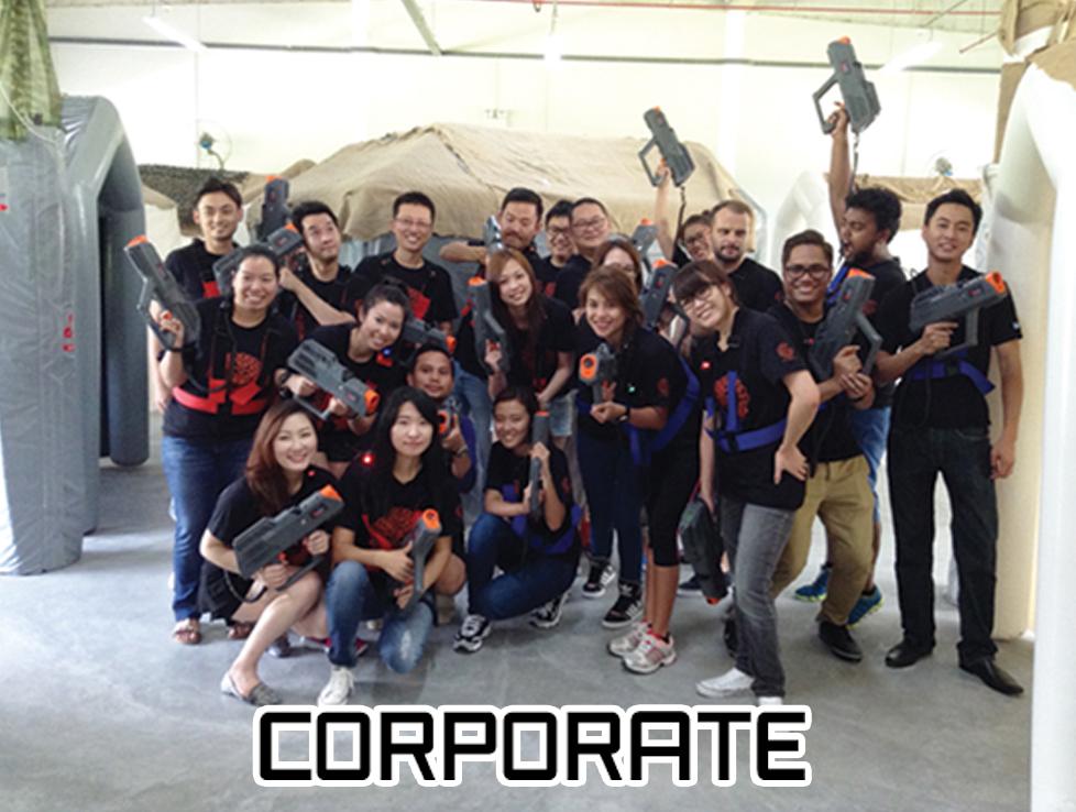 East Coast Park: Corporate Teambuilding