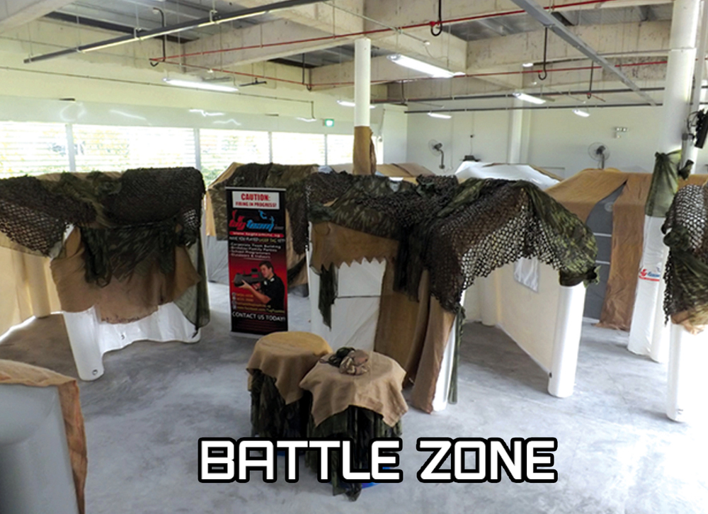 East Coast Park: Battle Zone
