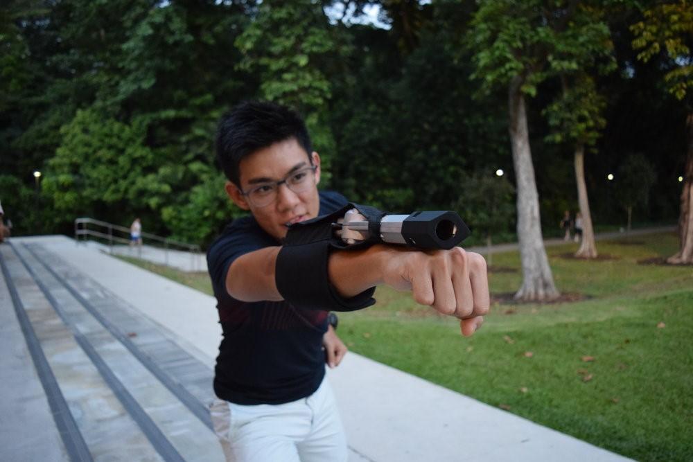Laser Glove