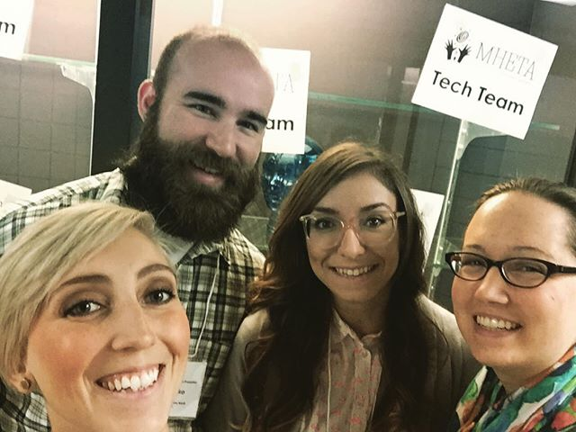 Come see the #mhetasage2015 Tech Team to find out how to connect with other HEc teachers! #ywg #mtsSAGE #mhetasage #techteam @mscasavanthomeec @msoakeshomeec @mrhumec