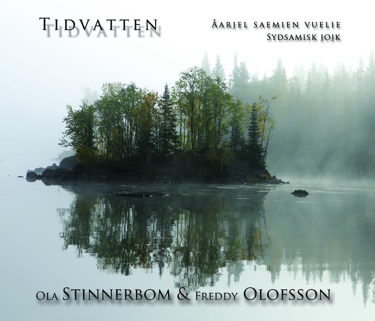 Omslaget till TIDVATTEN 2015, foto Stein Björn