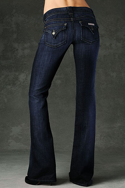 Husdon Signature Bootcut Jeans - Retail $200 - Scored for $50