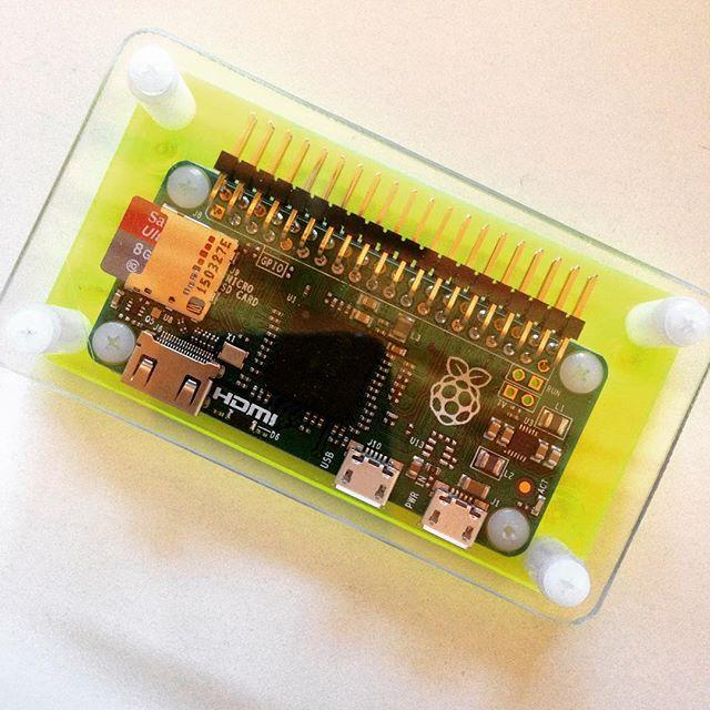 Raspberry Pi Zero Case.