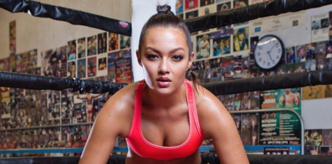 Meet The Swimsuit Model That Can Kick Ass: Mia Kang