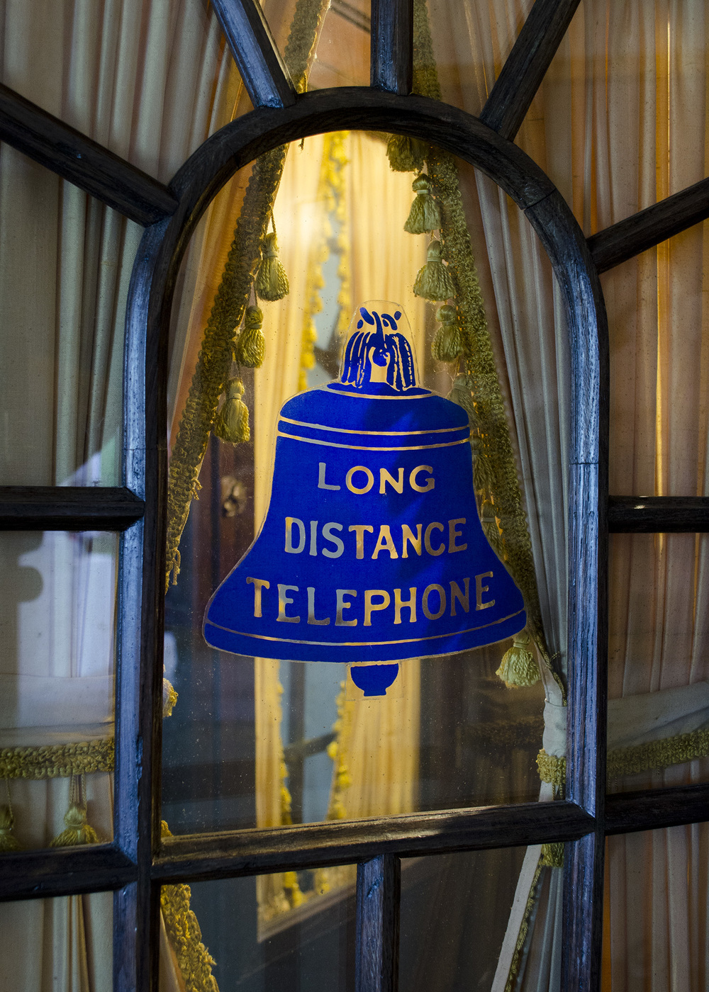 Victorian Phone Booth