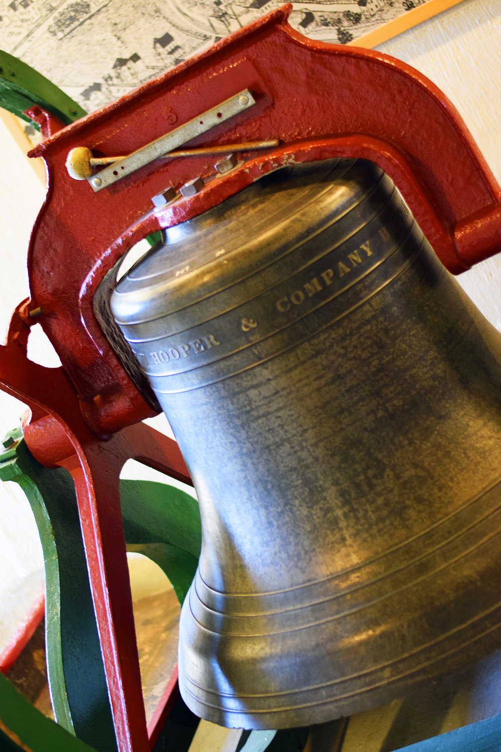 The Boston Manufacturing Company Bell