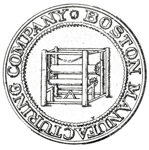 The Boston Manufacturing Company Logo