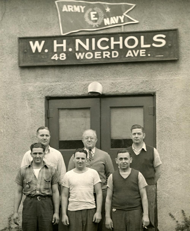 W.H. Nichols Company & Family