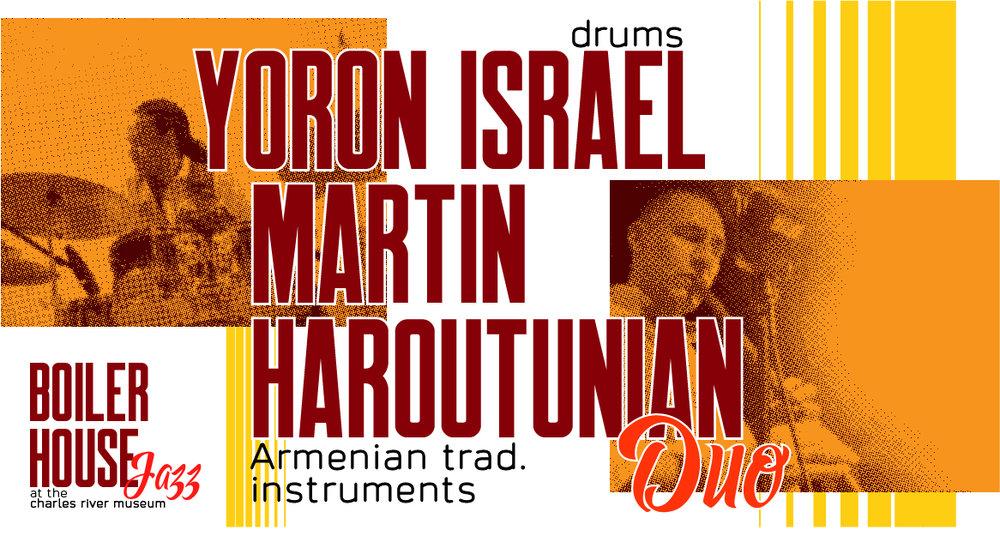 Yoron Israel & Martin Haroutunian FB.jpg