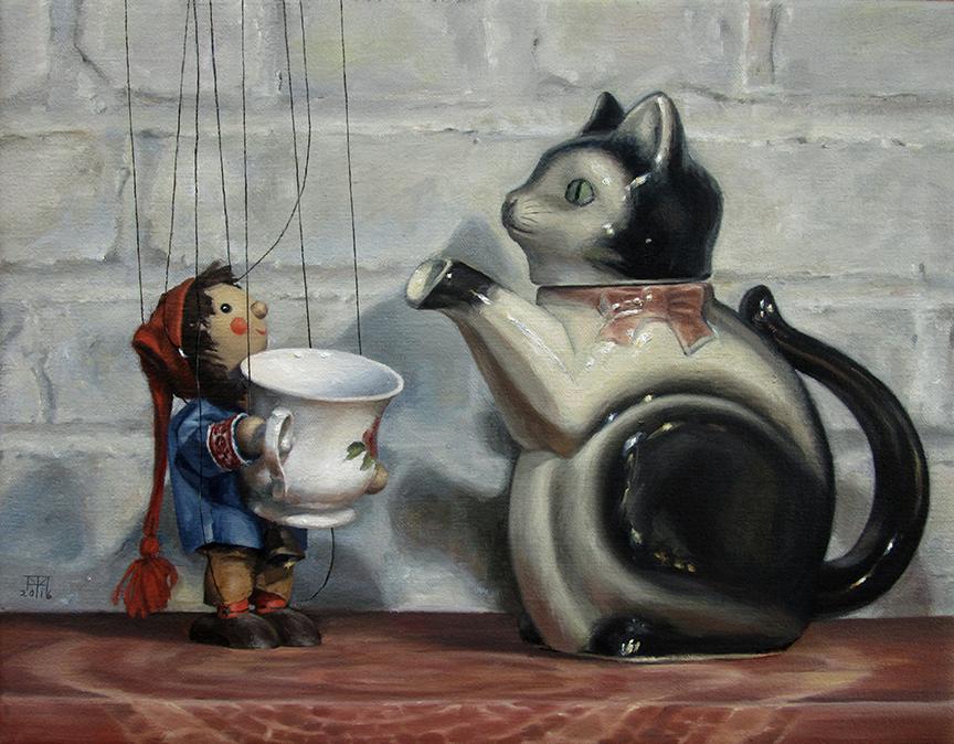 48 Sebbie and Oma's Teapot, 2016, 14x11_.jpg