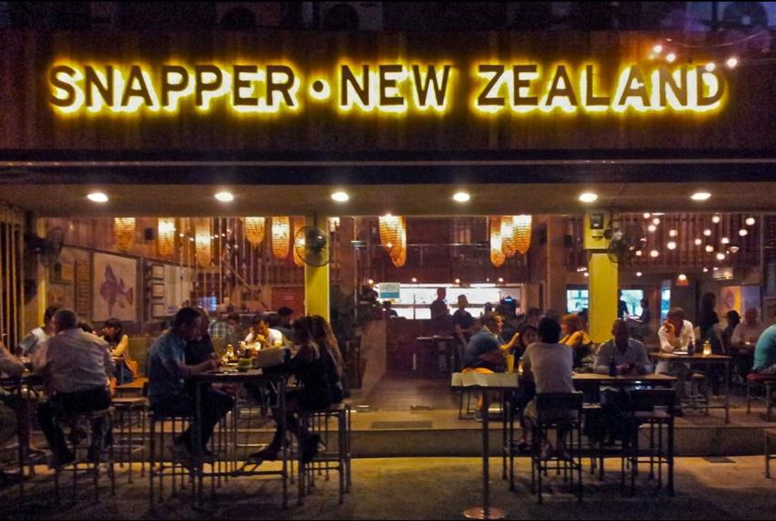 Snapper New Zealand-Bangkok