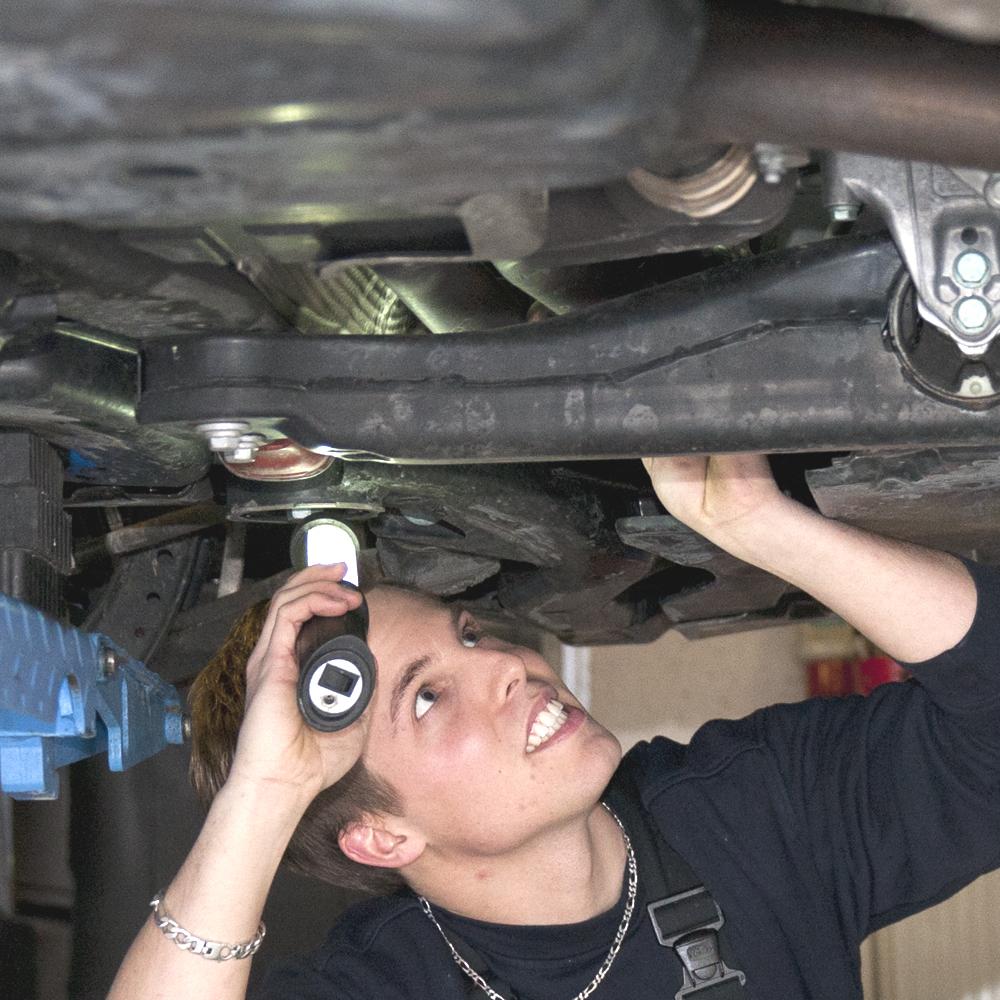 Garage Wehrli AG, Schaffhausen, Fahrzeugaufbereitung, Fahrzeugpflege, Autokosmetik
