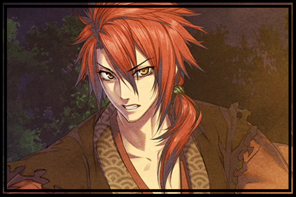 Tsudere & Considerate - He sounds overbearing, yet is straightforward and considerate in nature. He cares about his comrades, and once he trusts someone, he takes care of him or her for life.