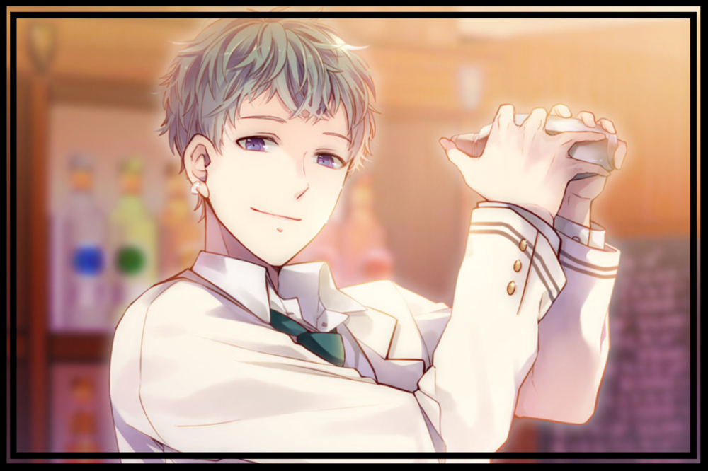Enigmatic & Troubled - You can tell Yuya's older by the way he acts, and your hearts grow closer through the time you spend together at the Night Club. It's just when you're getting closer that you learn the truth behind his real birthplace...