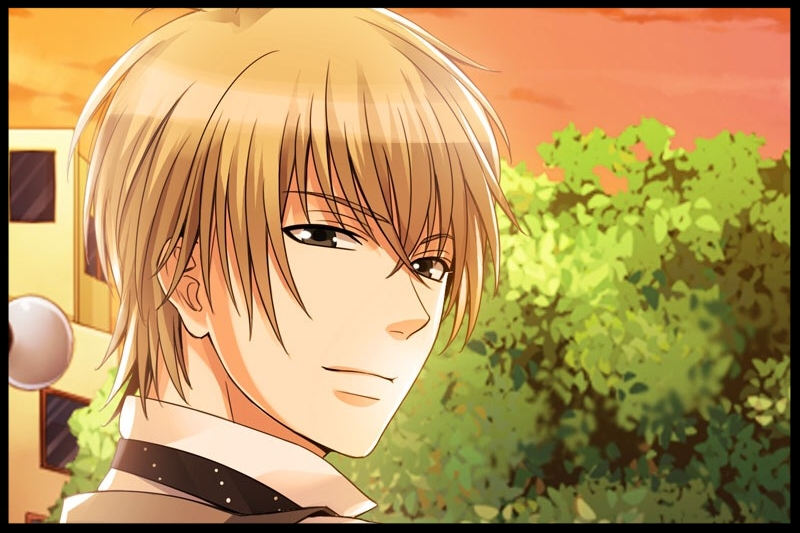 The Mysterious Prince - Ren is a researcher who is actually the prince of a foreign country in Europe and you are pressured to pose as his fiancée as his excuse to stay in Japan until his research is finished. Although he seems quiet at first, as you grow closer, he turns out to be very affectionate.
