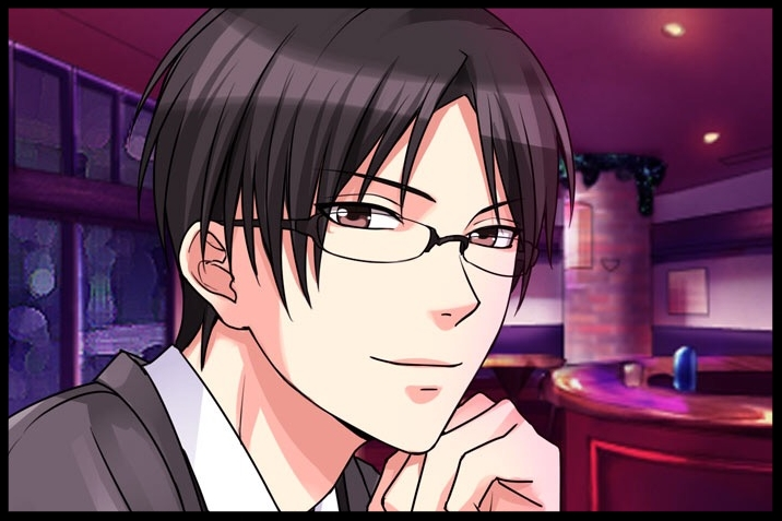 The Cool Diplomat - Kyoichi is a diplomat who has been living abroad in America for 14 years.  He tricks you into posing as his wife after pretending to offer you a job as his assistant.
