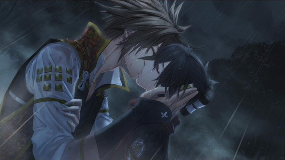 Chapter 10  The Eternal Kiss