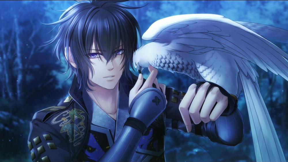 Chapter 1  Gin-o Reminds Kazuya of Him #2