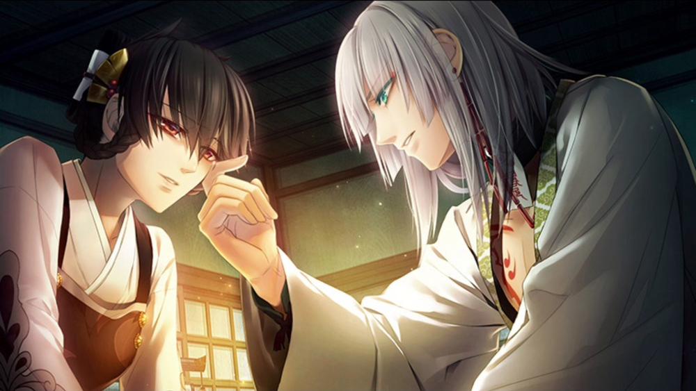 Chapter 10  With the Awaken Senkimaru #1