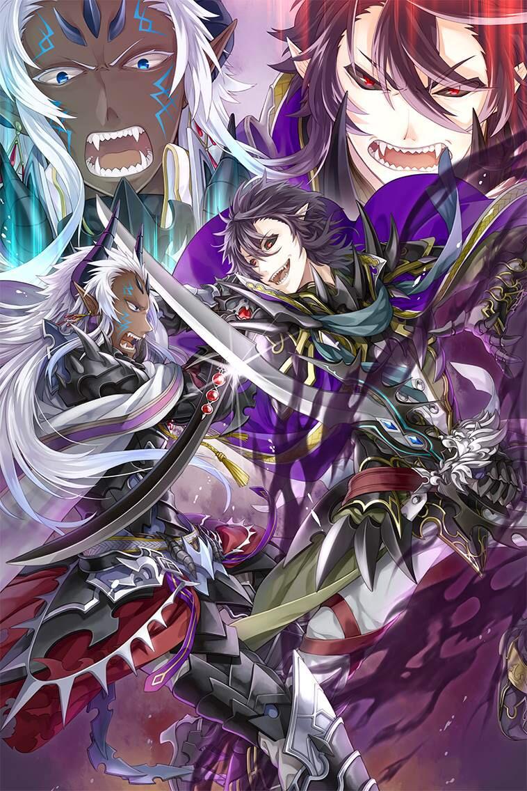 Chapter 15  Last Battle as Azura Demon