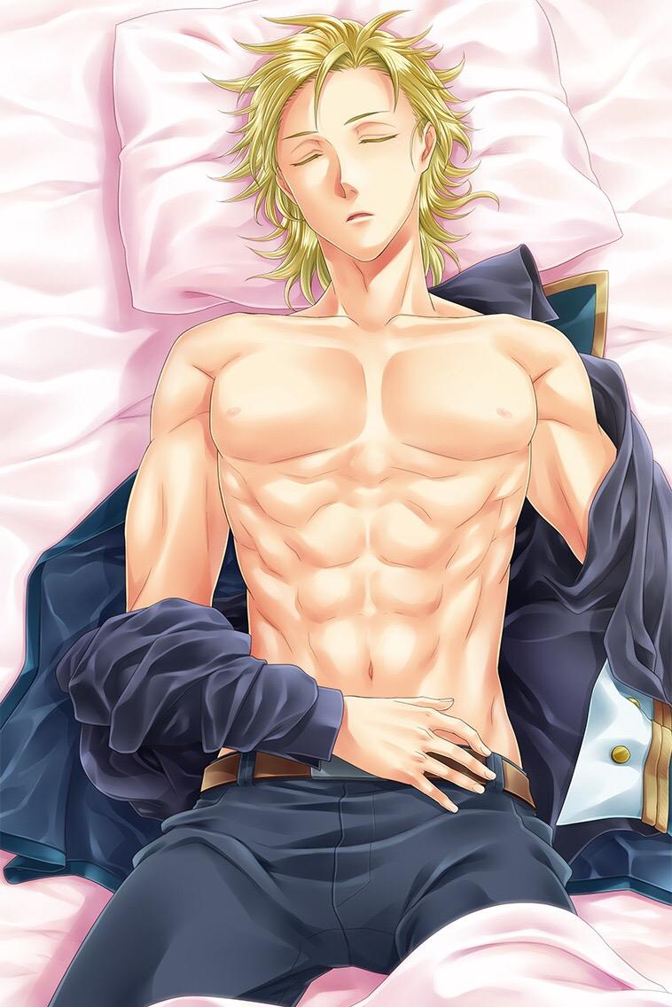 Chapter 3  Half-Naked Lancelot