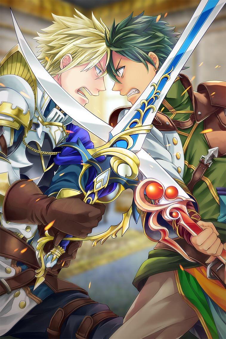 Chapter 4  Roy vs. Lancelot