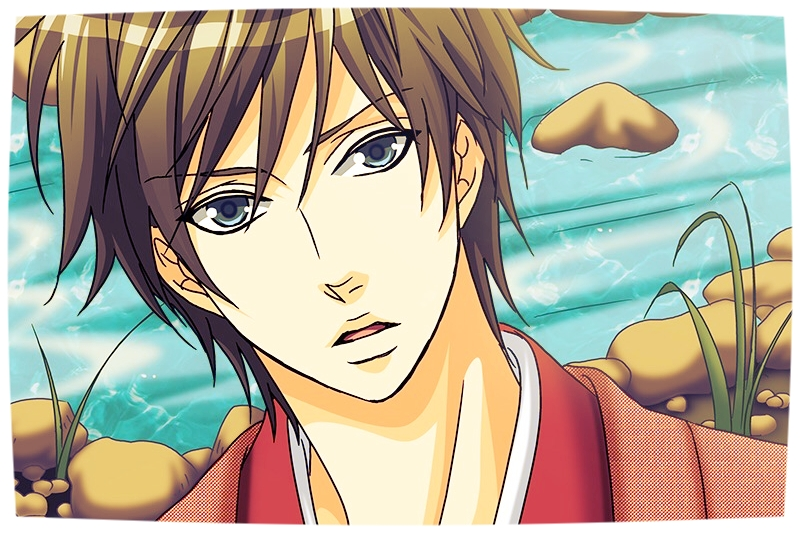 Calm & Mysterious - A vassal of the Oda Clan from Mino Province. You meet Lord Mitsuhide while you are serving at Gifu Castle. He is a calm and intelligent man, but you discover a hint of sadness in him when he looks into your eyes...