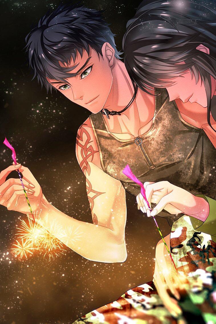 Chapter 1  Sparkling Fireworks