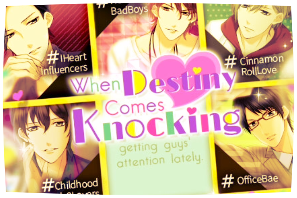 When You Can't Decide - You've been thrown in at the deep end of the dating pool! A special shrine brings five handsome guys your way, all at once… but it's been so long. Do you remember how to fall in love? Which one will win your heart?