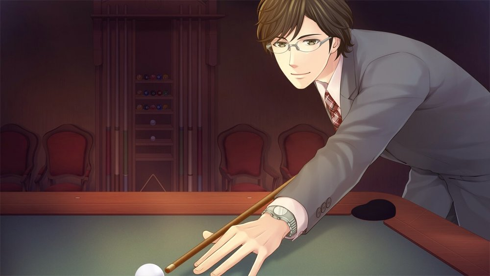 Episode 3  At the Pool Hall