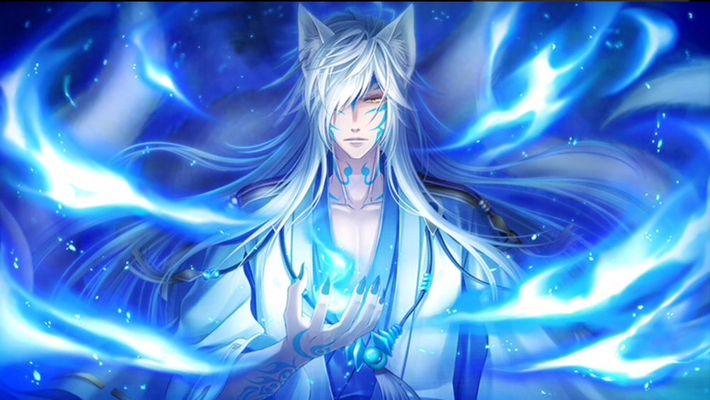 Chapter 15  The Nine-Tailed Fox